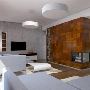 Návrh interiéru pre rodinný dom, Farebná ul., Bratislava