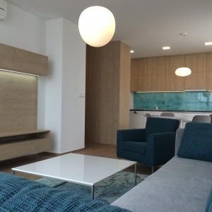 Návrh a realizácia interiéru bytu na Miletičovej ul., Bratislava