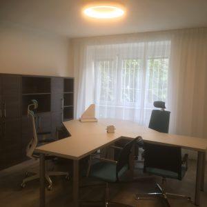 Interiér advokátskej kancelárie Bratislava